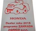 Prodejce roku HONDA 2015