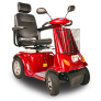 Elektrický čtyřkolový invalidní vozík SELVO 4800