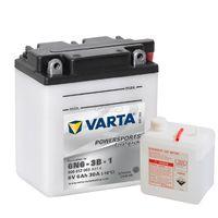 Motobaterie VARTA 6V 6Ah 30A Freshpack 6N6-3B-1