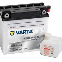 Motobaterie VARTA 12V 5,5Ah 55A Freshpack 12N5.5-3B