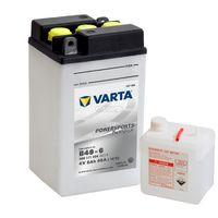 Motobaterie VARTA 6V 8Ah 40A Freshpack B49-6