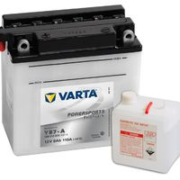 Motobaterie VARTA 12V 8Ah 110A Freshpack YB7-A
